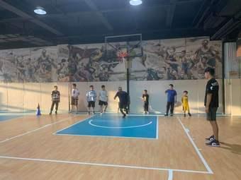 0629子健青少年篮球俱乐部