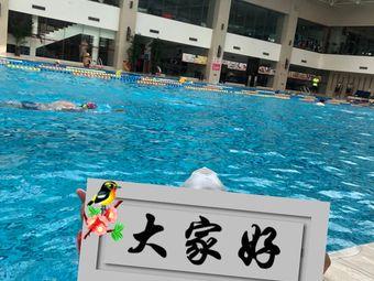 昊元酒店游泳池