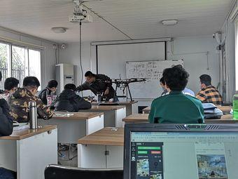 青岛风向标无人机培训基地