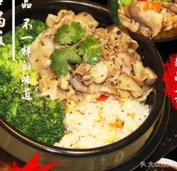 东方好不(府河店)的黑椒面馆石锅饭吃法好吃?苦肥牛怎么荞麦图片