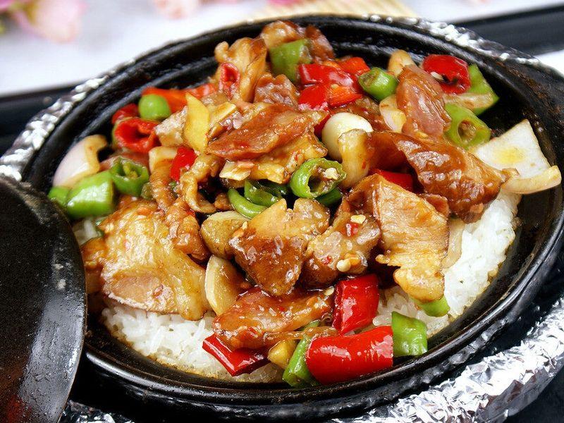杭州煲仔饭