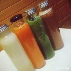 芝根芝底(银霄路店)的鲜榨黄瓜汁好不好吃?用