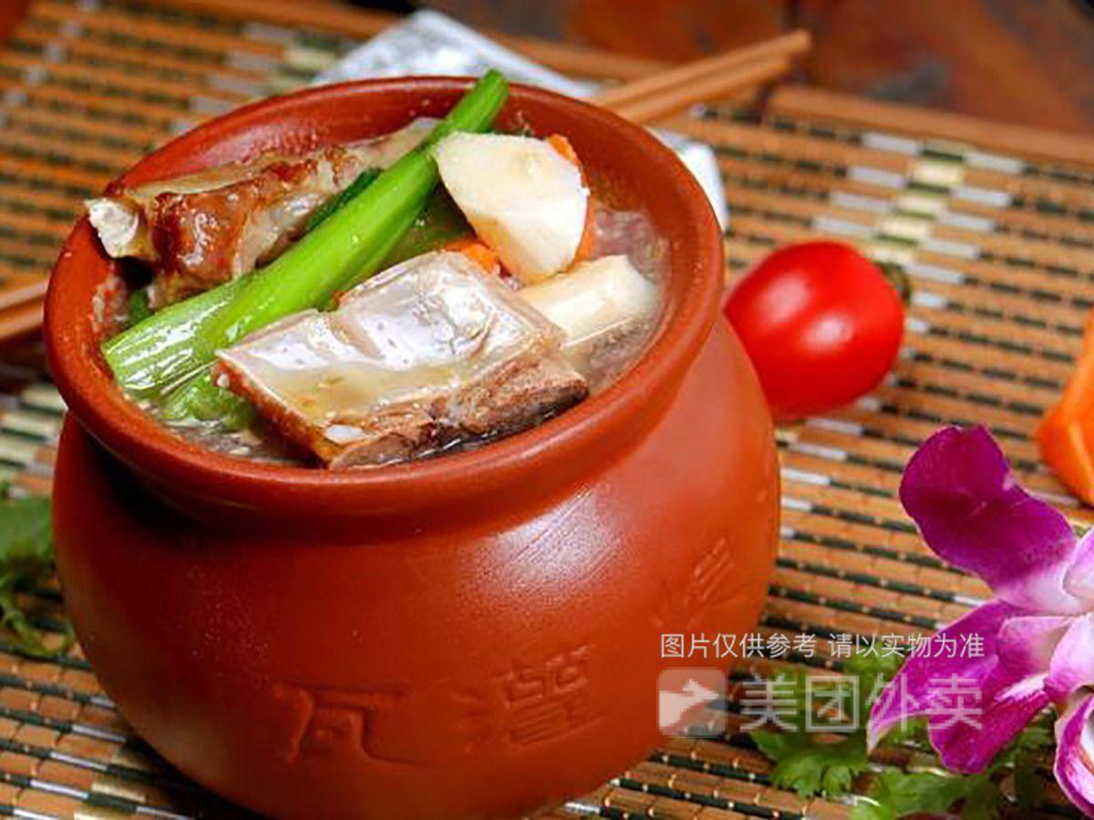 瓦罐朱(江西特色瓦罐小吃)