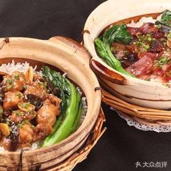 川香园的好不火腿肥肠煲仔饭香菇好吃?用户评奶油和芝士区别图片
