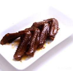绝味鸭脖店(风味二村店)的绝味美食桃花鸭翅中招牌v风味谈谈普通话话题图片