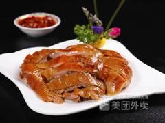 老木子鸡广式烧烤的烤鸭