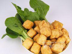 六品坊螺蛳粉(金鱼巷店)的豆腐泡