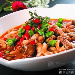 鲜知帝国食店的鲜椒用户好不好吃?田鸡v用户口味美之美食重生图片