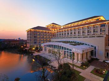 【常州等】常州马哥孛罗酒店2晚+双人中华恐龙园1日门票+双人恐龙谷