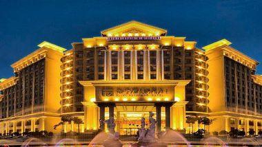 【重庆等】重庆海宇温泉大酒店1晚+双早+双人重庆海宇温泉大酒店温泉票门票-美团