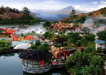 【惠州等】龙朝大酒店+龙门铁泉旅游度假区-美团