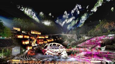 【张家界等】张家界湘丽大酒店1晚+双早+双人天门狐仙门票-美团