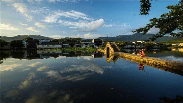 德阳蓥华山风景区;; 地震前