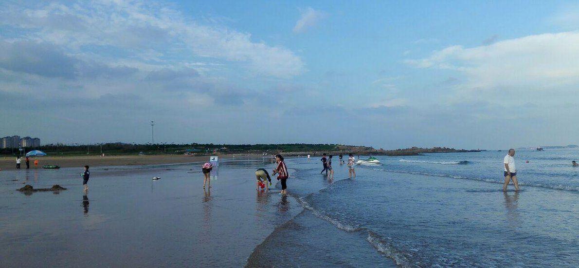 西海岸生态观光园 青岛金沙滩 金沙滩风景区 青岛森林野生动物世界