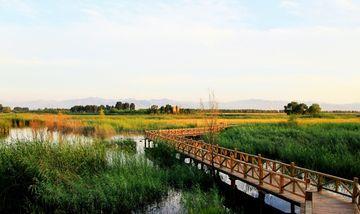 【北京等】北京中银宾馆1晚+双人北京野鸭湖国家湿地公园门票-美团