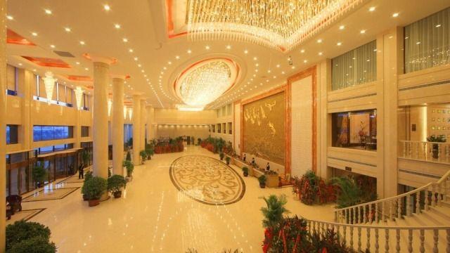 锦州凌海花园温泉酒店1晚 双早 双人九华山温泉水城门票 双人自助餐