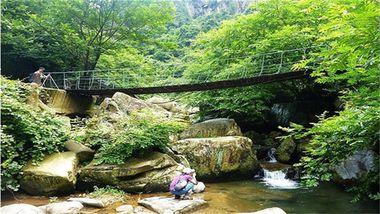 【安吉等】安吉大年初一度假村1晚+双早+双人藏龙百瀑等多景点可选-美团