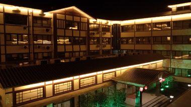 【平顶山等】平顶山昭平湖森林温泉酒店1晚+双早+双人昭平湖森林温泉门票-美团