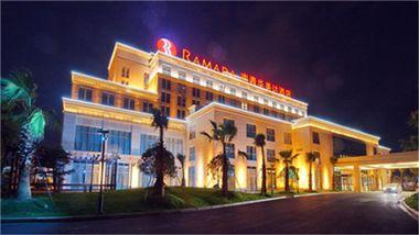 【上海等】上海南青华美达大酒店2晚+双早+双人迪士尼接驳班车+双人浦东机场接驳班车+双人上海迪士尼乐园门票等多套餐可选-美团