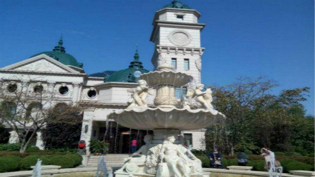 欧式的皇家建筑风格