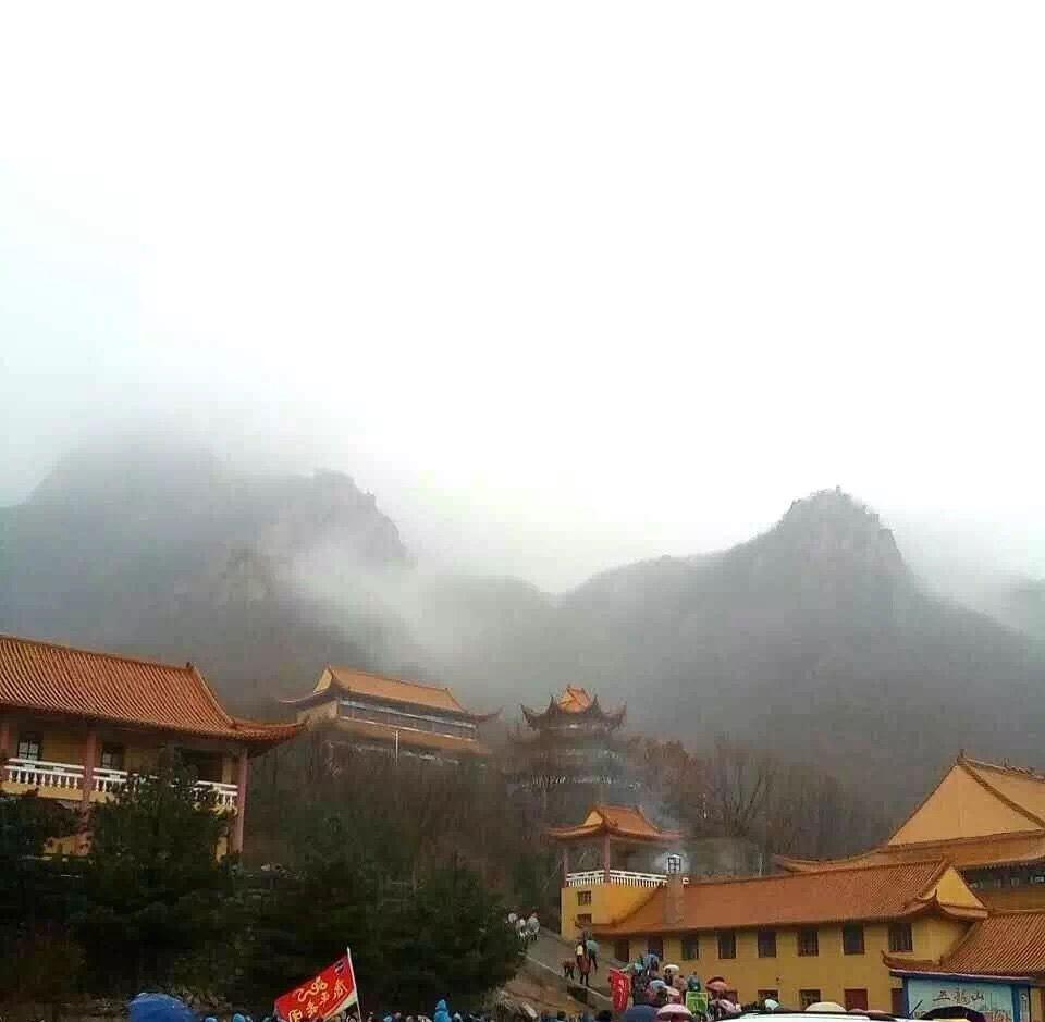 五龙山宾馆 丹东市五龙山风景区