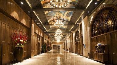 【杭州等】杭州石祥路瑞莱克斯大酒店1晚+双早+双人六和塔景区等多景点可选-美团