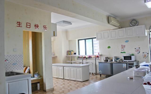 厨房 家居 起居室 设计 装修 640_400