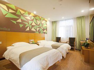 青皮树酒店(皖南商城店)