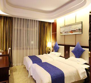 微蓝花园酒店