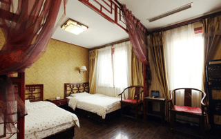 青云阁酒店