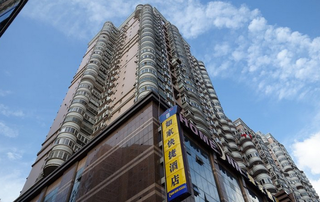 如家快捷酒店(上海外滩城隍庙店)
