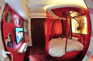 艾舍时尚主题旅馆(滨海店)