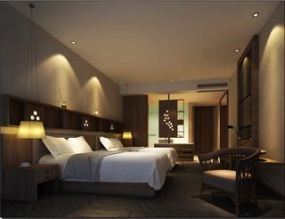 恒东洲际酒店