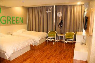 莫泰酒店(滁州天长建设路汽车站店)
