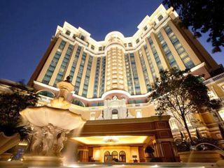 澳门四季酒店(four seasons hotel macao,cotai strip)
