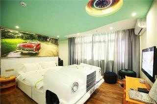 安达汽车文化主题酒店