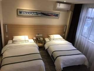 城市便捷酒店(麻城广场店)