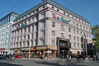 黑河圣彼得堡商务会馆
