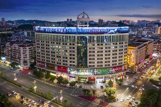 柏丽宜居酒店(江门万源店)