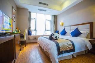 雅安欣妙熊猫酒店