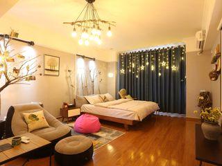 浪琴居服务式公寓(东城万达店)