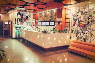 布丁酒店(金华江南银泰店)