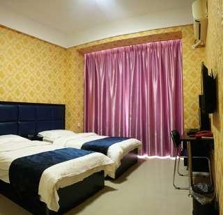 蜂巢休闲旅馆