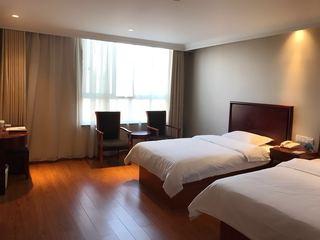 格林豪泰快捷酒店(徐州八一中路店)