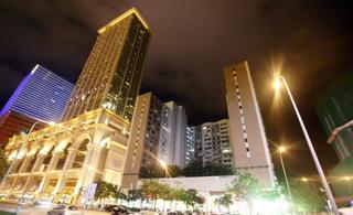 凯旋门酒店( L'Arc Macau)