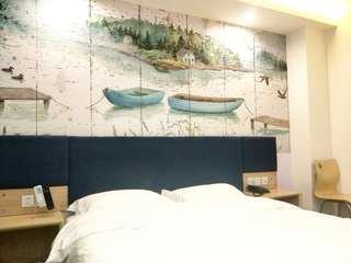 恒8连锁酒店(百脉泉公园店)