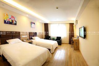 格林豪泰商务酒店(上海康桥浦三路地铁站锦绣路店)
