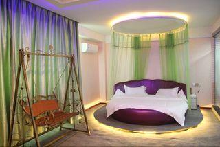 蓝月湾主题宾馆