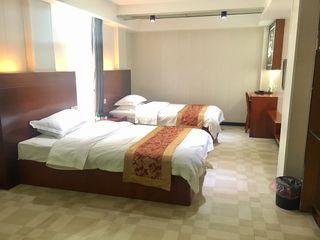 中原绿水商务酒店