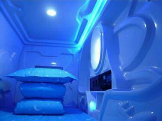 旅程太空舱青年旅舍
